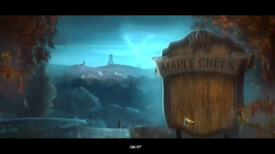 Enigmatis The Ghosts Of Maple Creek Cutscene video
