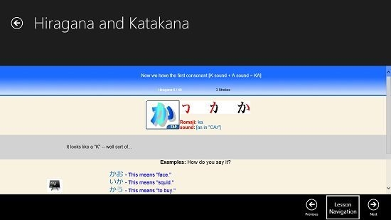 Hiragana And Katakana Detailed Lessons