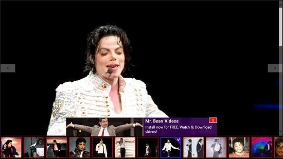 Michael Jackson Videos Picture Gallery