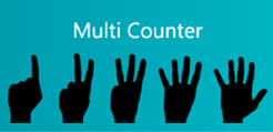 Multi Counter App Icon