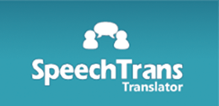 SpeechTrans Translator App Icon