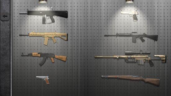 iGun Pro Gun Wall