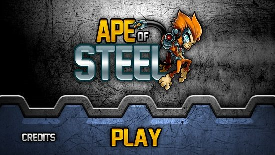 ape of steel main screen