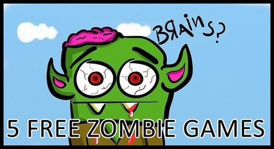 5 Free Zombie games