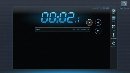 EClock Stopwatch