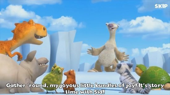 Ice Age Adventures Movie
