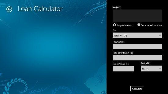 Calculator Plus Loan Calculator