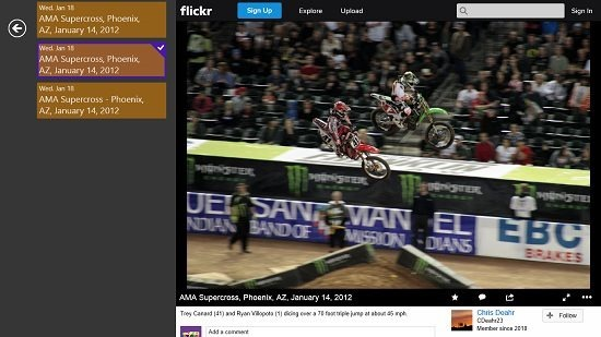 Monster Energy AMA Supercross photos