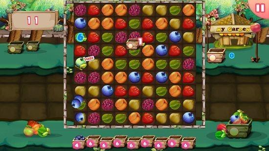 Berry5000 gameplay combo made