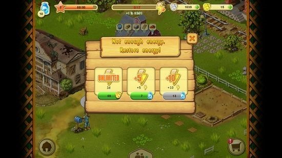 Farm Up Energy Problem
