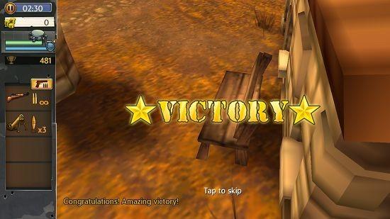Hills Of Glory 3D Victory