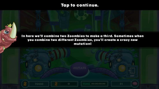 Pet Zoometery mutating zoombies