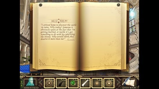 Princess Isabella A Witch's Curse Quest Book