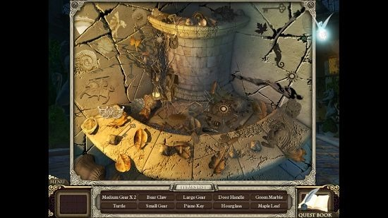 Princess Isabella A Witch's Curse hidden objects