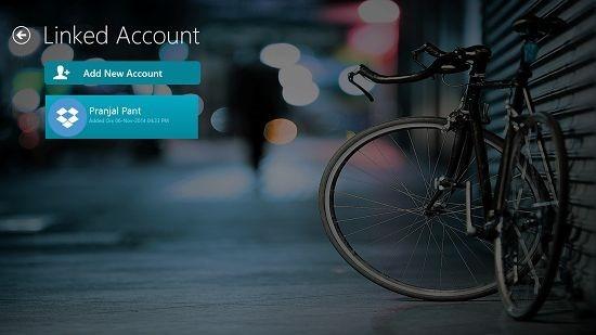 picNsync account added