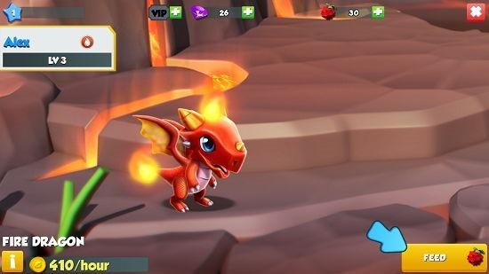 Dragon Mania Dragon Lair