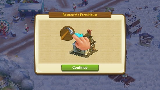 Farmville 2 Country Escape tutorial