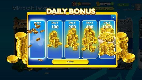 Microsoft Jackpot Daily Bonus