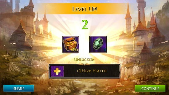 Order & Chaos Duels Level Up
