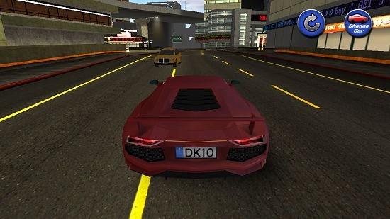Real Racing Car Simulator gameplay