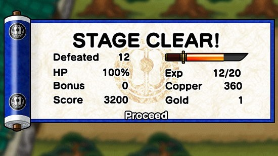 Samurai Defender Free stage clear