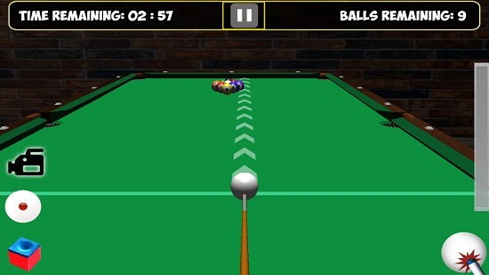 9 Ball Pool Gameplay