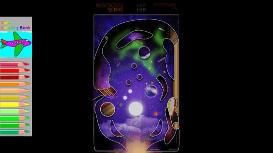 Arcade-Game-Pinball-1
