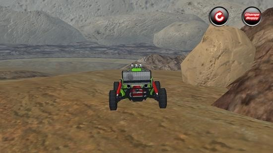 Buggy Simulator buggy changed