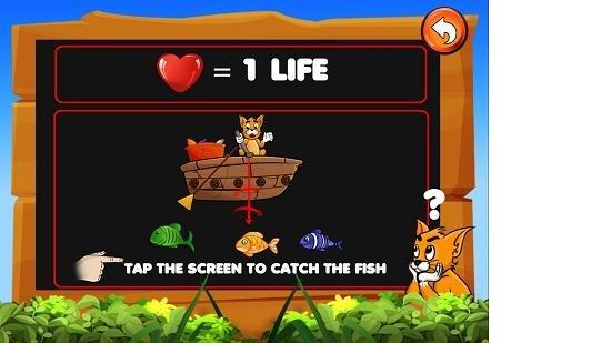 Fishing Cat help