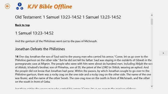 KJV Bible read more