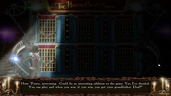 The Hidden Object Show introduction