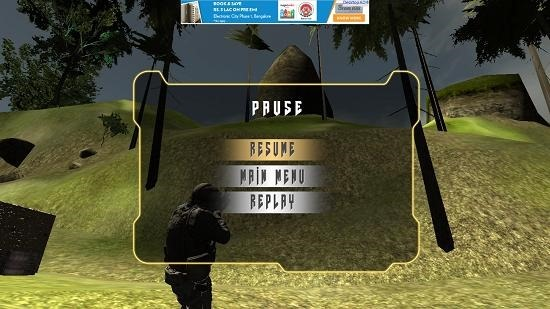 Army Shooter Force Paused