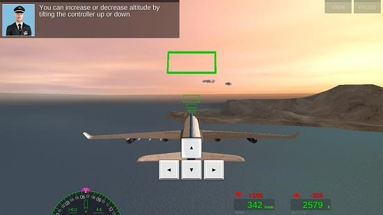 Extreme landings controls