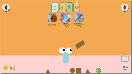 Free Role Play Game for Windows 8: Crazy Pow