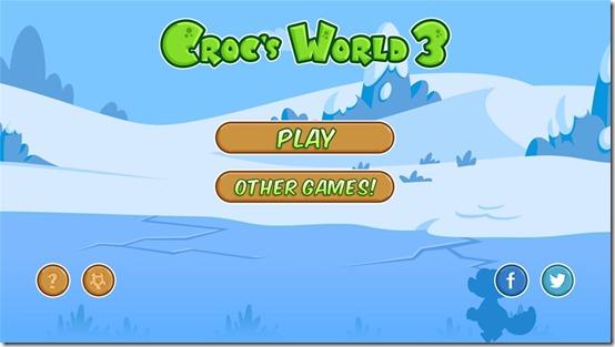 Croc world