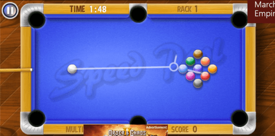 Pool Game For Windows 8
