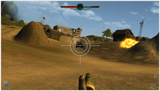 World war tanks 3D_3
