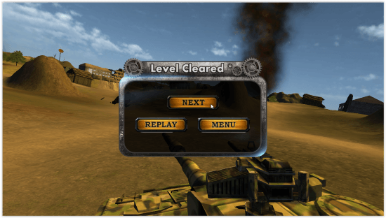 World war tanks 3D_4