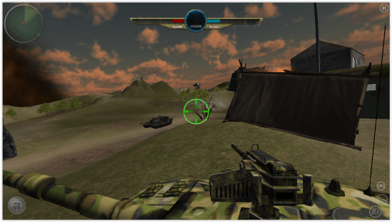 World war tanks 3D_7