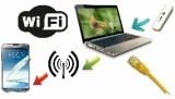 Раздача wi-fi с ноутбука Windows