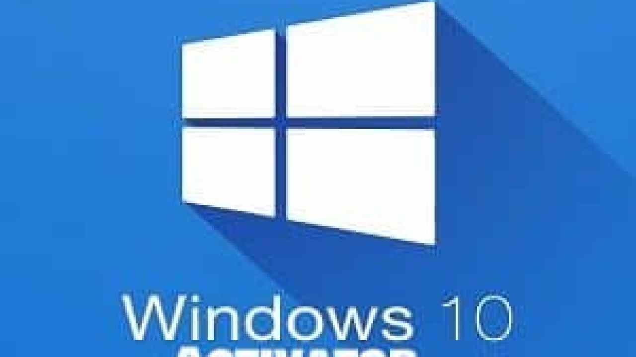 Windows 10 Activator - Product Key - Loader - KMS Activator