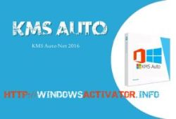 Download KMSAuto Net Activator Latest 2019 | 2016 and 2015
