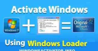 Windows Loader - Windows 7 Loader Activator Free Download by DAZ