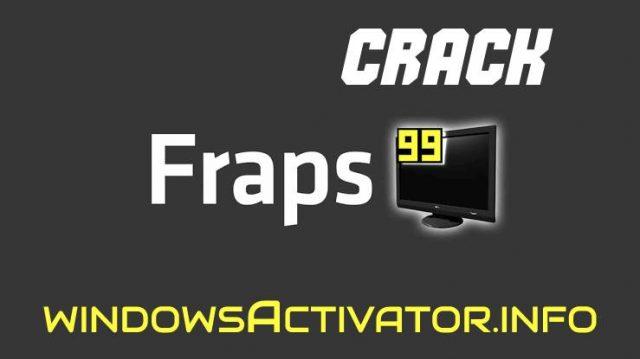 Fraps - Download Free Fraps Crack Latest For Windows {2019}
