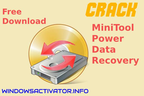 MiniTool Power Data Recovery v8.8 - Free Download Latest Crack {2020}