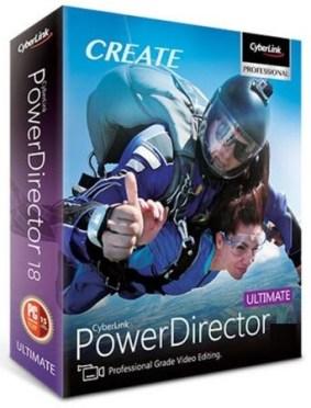 CyberLink PowerDirector Crack 19.1.2407 Full Version 2021 + Serial Key