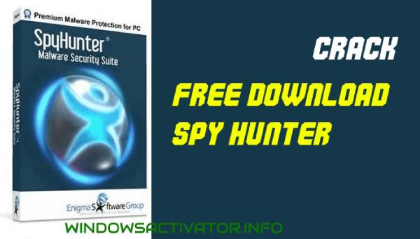 SpyHunter 5 Crack + Full Portable Latest {2020}