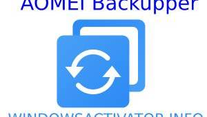 AOMEI Backupper Free Download Latest 2020