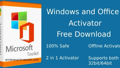 Microsoft Toolkit for Windows and Office Activator