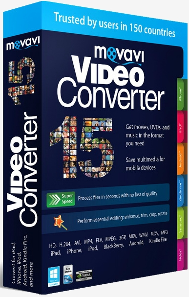 Movavi Video Converter 18.2.0 Activation Key & Crack [Latest]